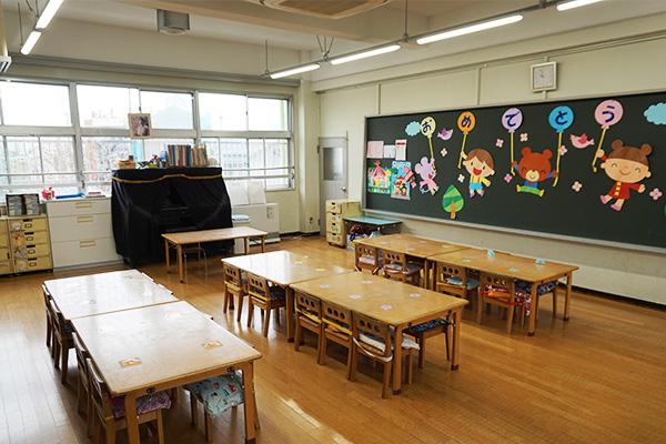 観音幼稚園 園舎